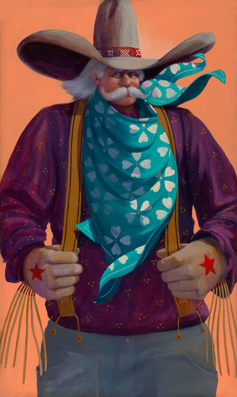 James Darum Art - Lucky