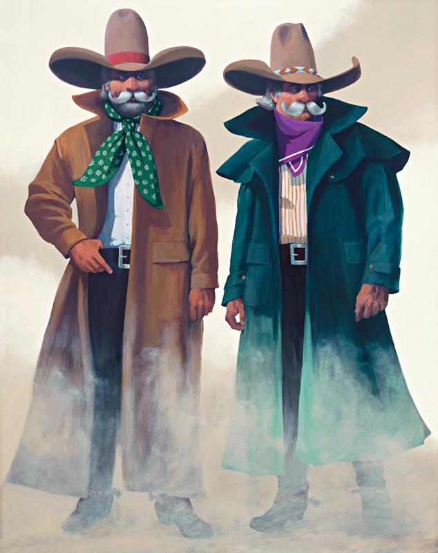 James Darum Art - Dustbusters