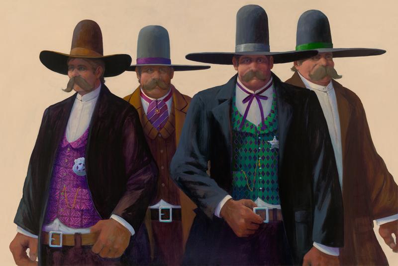James Darum Art - Earps