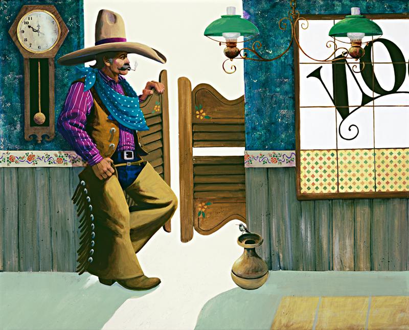 James Darum Art - LongTenMinutes